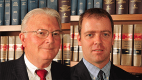 John M. Burns and Bill M. Lamson
