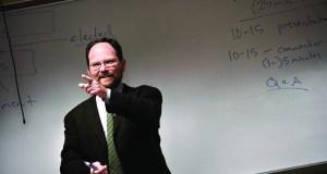 SLU School of Law Professor Matthew Bodie. Courtesy SLU School of Law