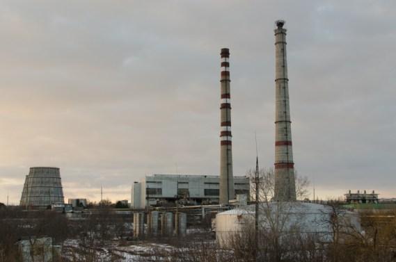 Centrala Electrică cu Termoficare Nr.2 (CET-2)
