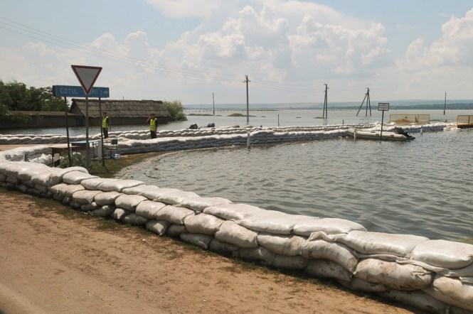 inundatii cotul morii