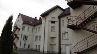 Casa Providentei - mein Arbeits- und Wohnhaus