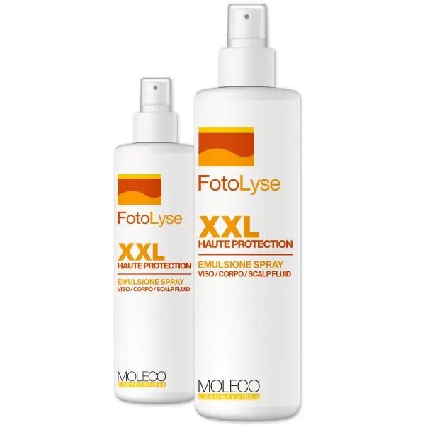 Latte solare spray FotoLyse XXL
