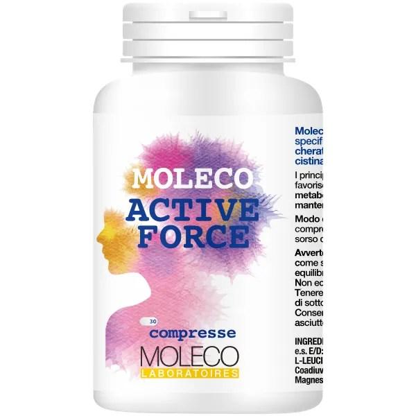 Moleco Active Force 30 compresse