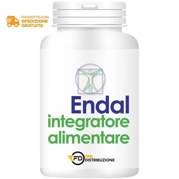 Endal integratore 20 cpr
