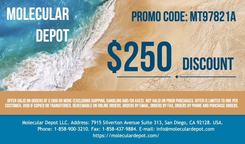 $250 Discount Voucher on all Products!