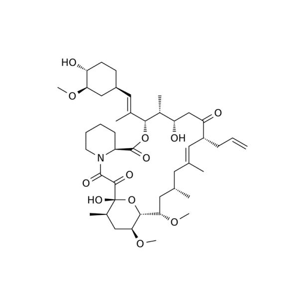 Tacrolimus Streptavidin Conjugate [(PEG)11 Linker]
