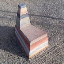 Rammed Earth Chair
