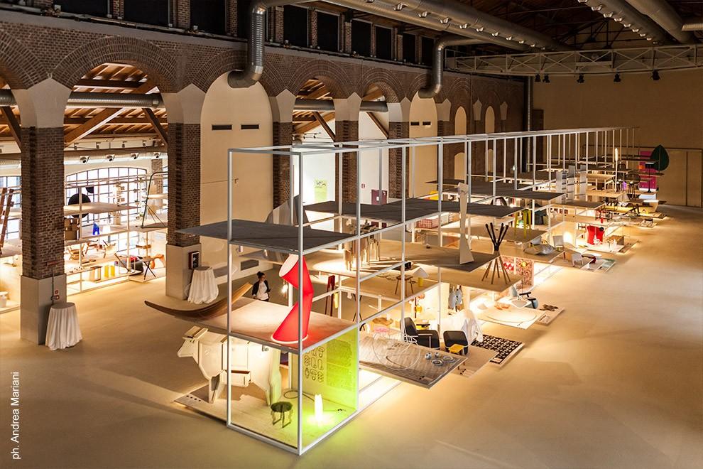 SaloneSatellite - 20 Years of Creativity Exhibition