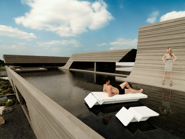 Rest Collection, by Vondom-molecule design
