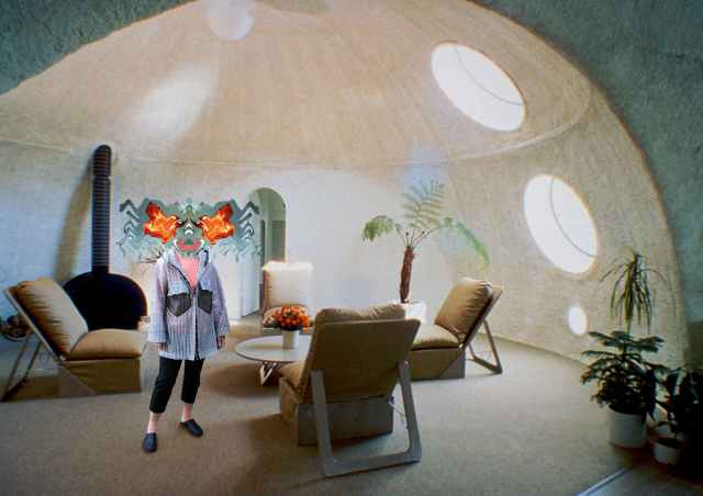 masquerading in solar house