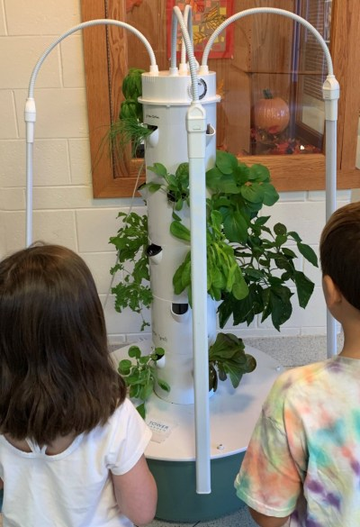 Lesson Plans For Bringing Tower Garden to the Classroom