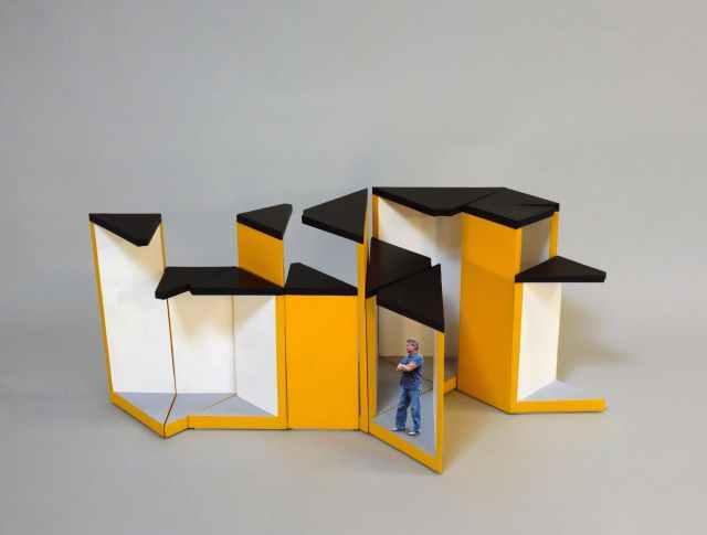 robotic environments maquette