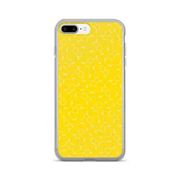Serotonin Molecule iPhone 7 Plus Case