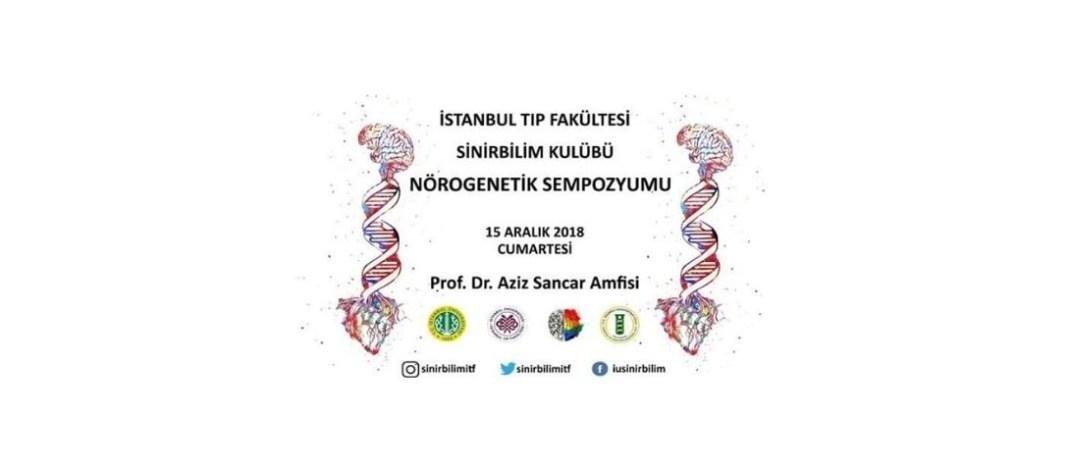 15 Aralık 2018 Nörogenetik Sempozyumu