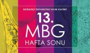 13. MBG Hafta Sonu