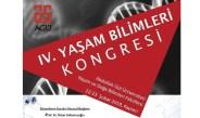 IV. Yaşam Bilimleri Kongresi – Kayseri