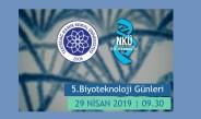 5. Biyoteknoloji Günleri – Tekirdağ Namık Kemal Üniversitesi