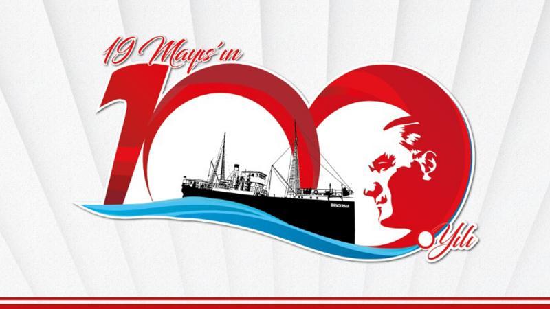 19 Mayıs Atatürk'ü Anma, Gençlik ve Spor Bayramı, Kutlu Olsun !