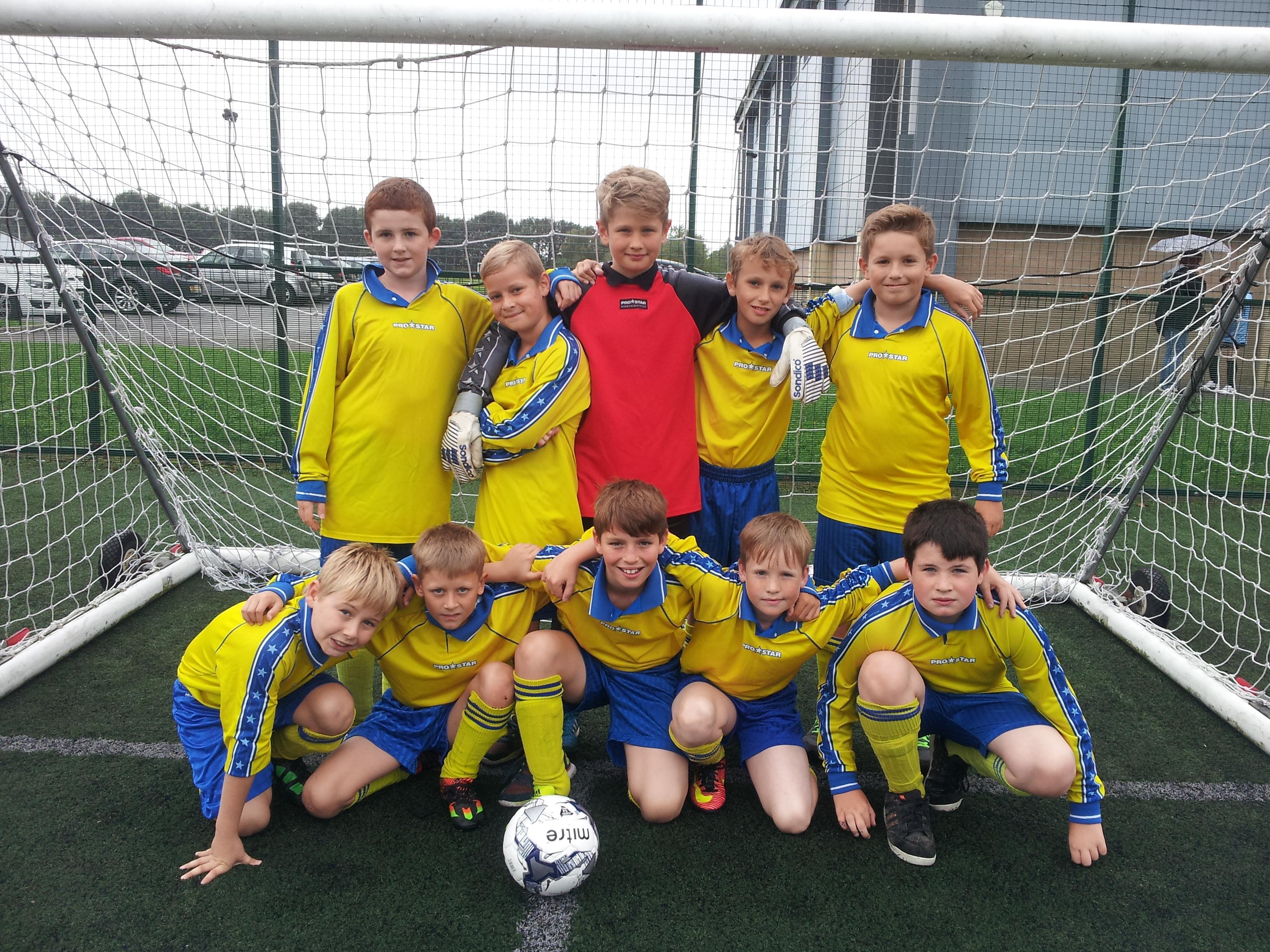 Year 6 Boys Football