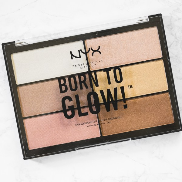 NYX Professinal Makeup Born to Glow! Highlighter Palette