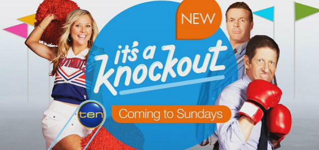 It's A Knockout teaser (#Knockout)