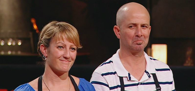 #MKR recap – 1st semi-final (Sun 25/03/12)