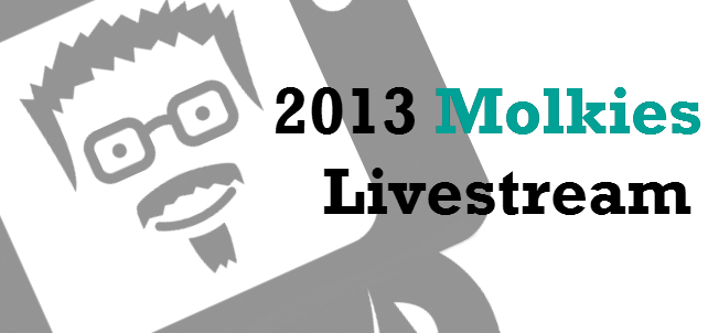 Watch the 2013 #Molkies online!