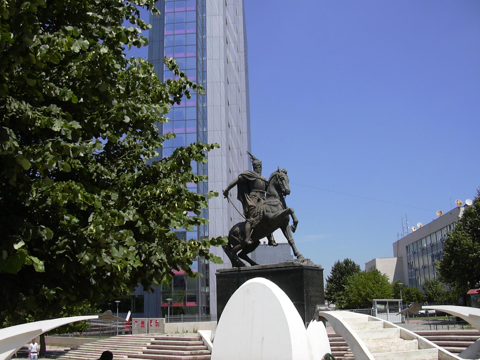 SheshiSkenderbeu,Prishtinë