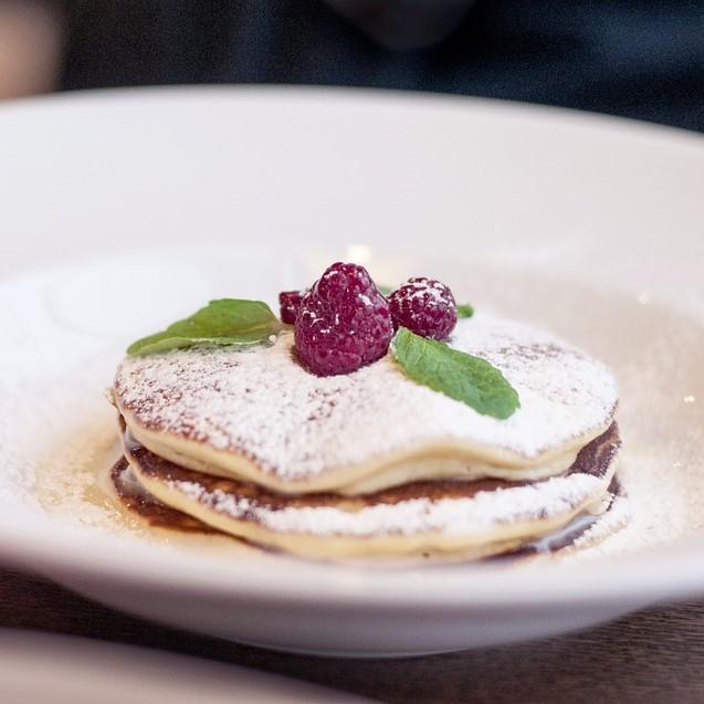 Restaurant Møllehuset Frederikshavn årstidens menu sæsonmenu dessert