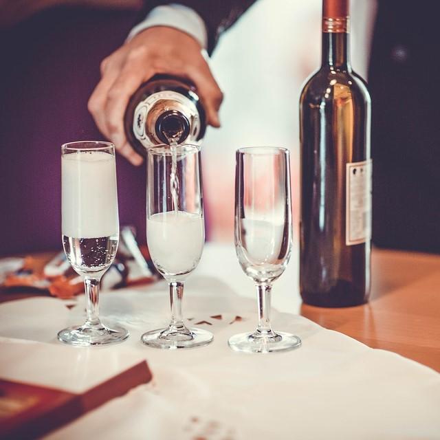 Restaurant Møllehuset frederikshavn vinkort vin champagne mousserende vin