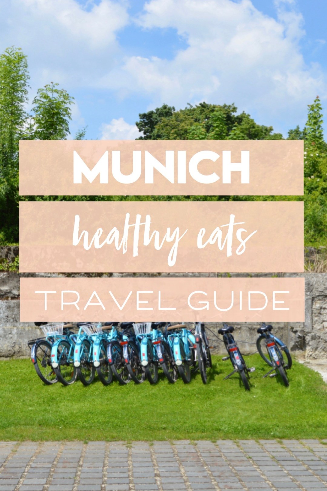 Healthy restaurant travel guide for Munich, Germany | gluten free and vegan travel guide