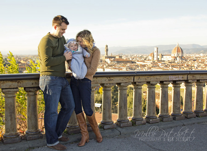 Florence Italy Photo Shoot