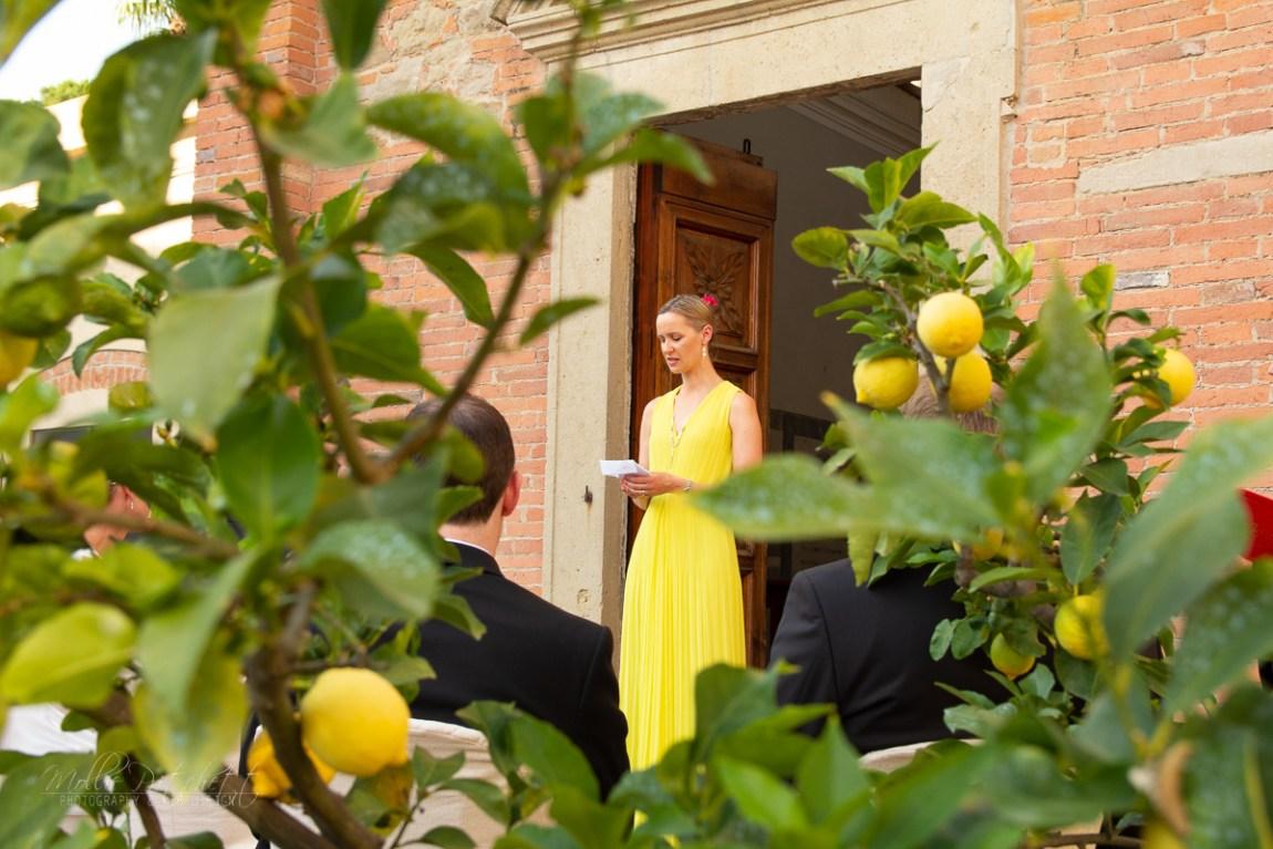 Beautiful Wedding in Tuscany, Italy