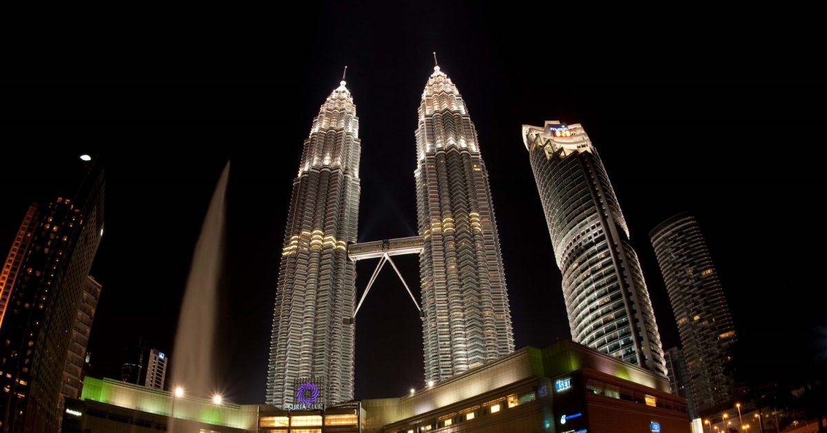 Petronas towers Malaysia