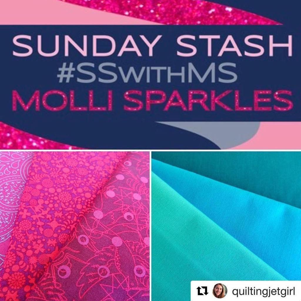 Repost quiltingjetgirl THANK YOU!  While mollisparkles is traveling forhellip