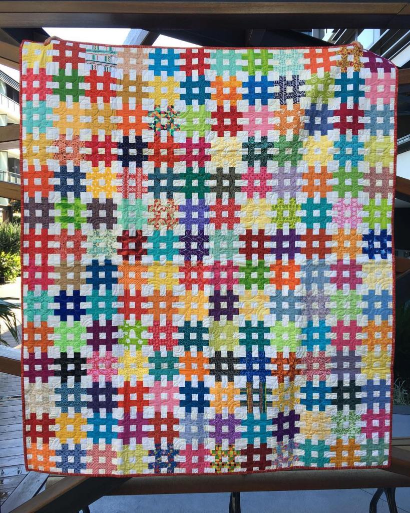 11 of 14 The SewingForSydney quilts have finally found ahellip
