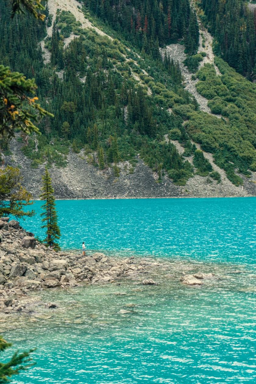 Joffre Lakes Pemberton