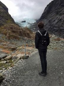 Franz Josef Glacier, West Coast, NZ