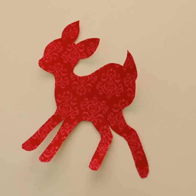 DEER APPLIQUE07