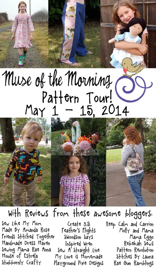 Muse of the Morning Pattern Tour