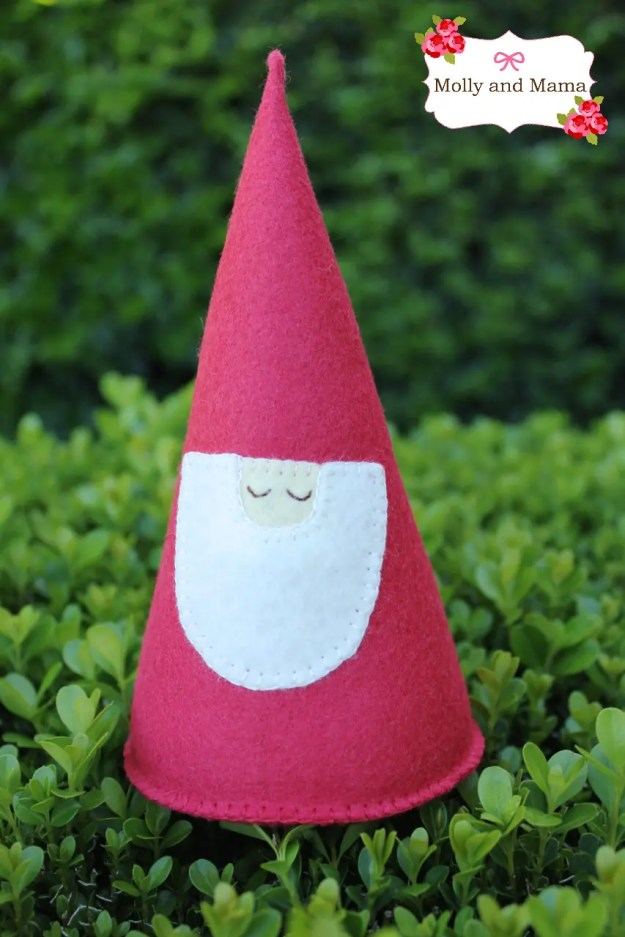 Gladwyn the Gnome by Molly and Mama