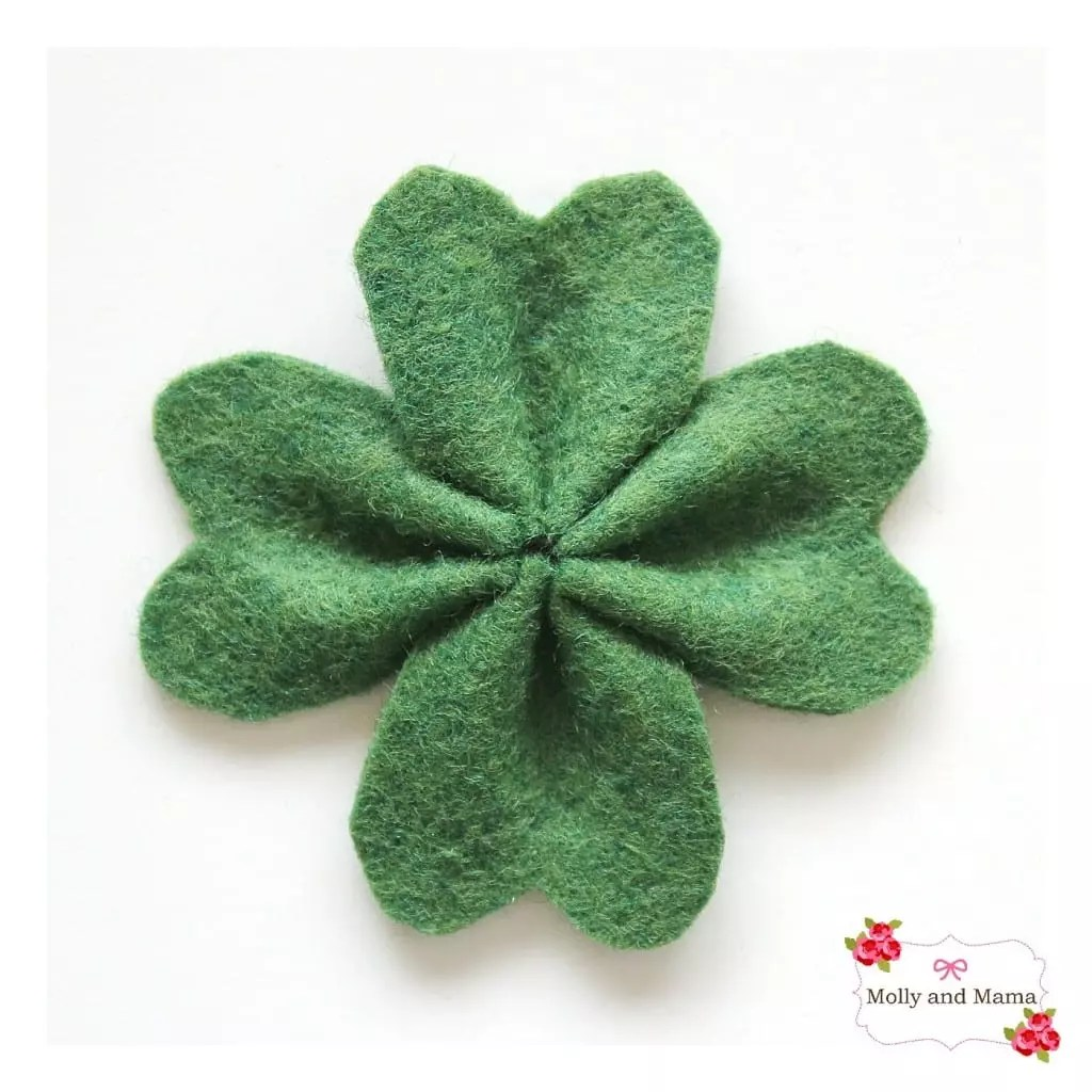 The Molly and Mama Shamrock tutorial