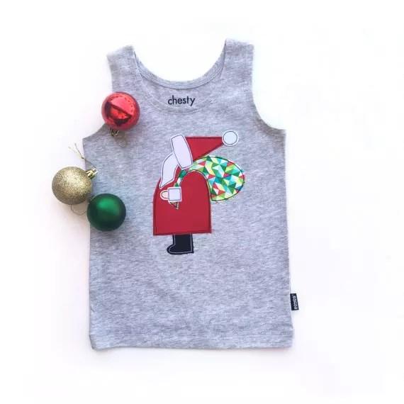 Cut Sew Love - Jolly Santa
