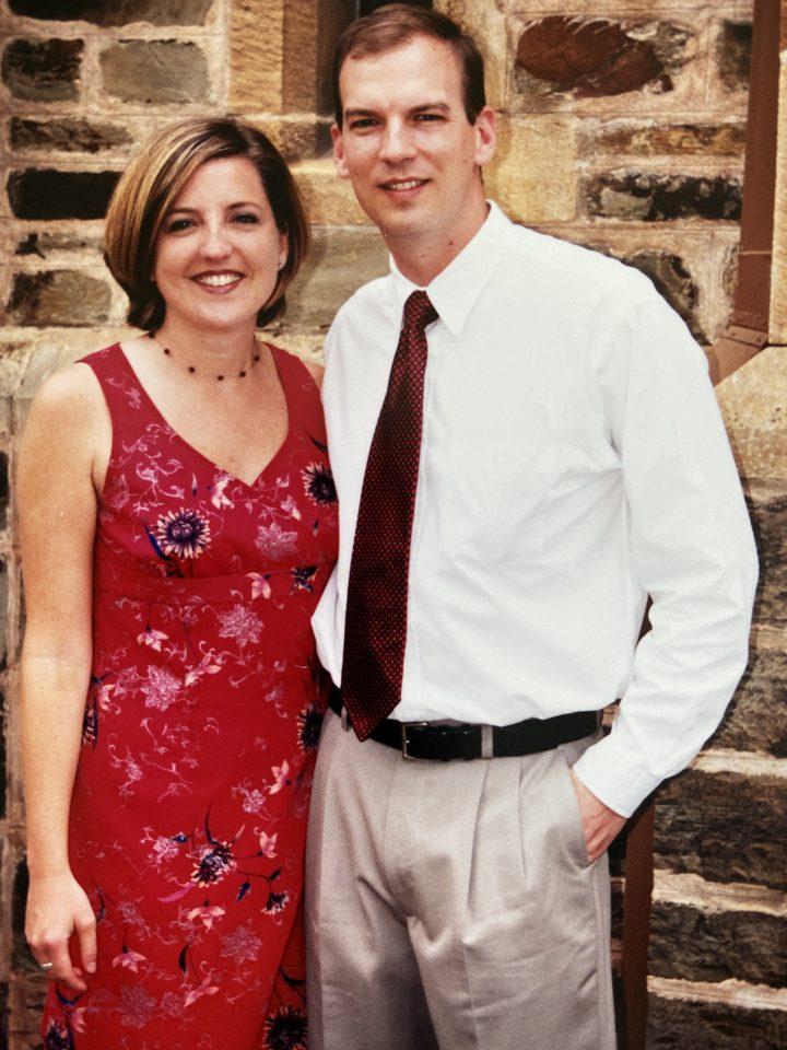 photo of Chana and her husband