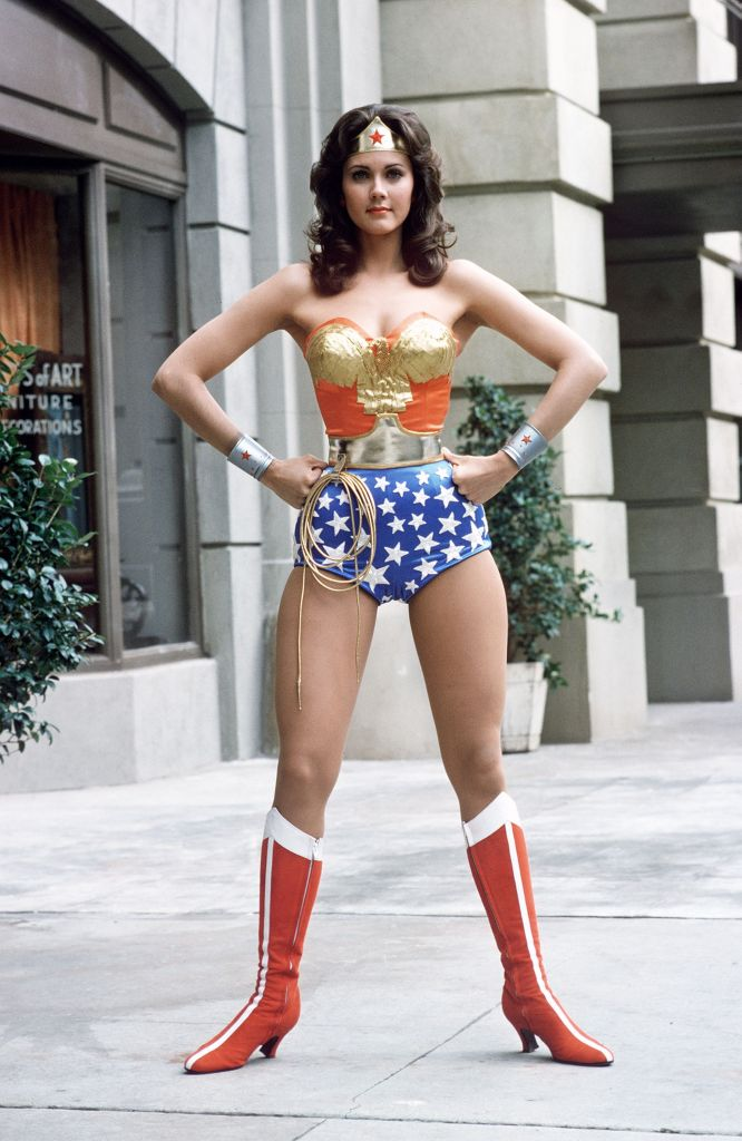 photo of wonder woman
