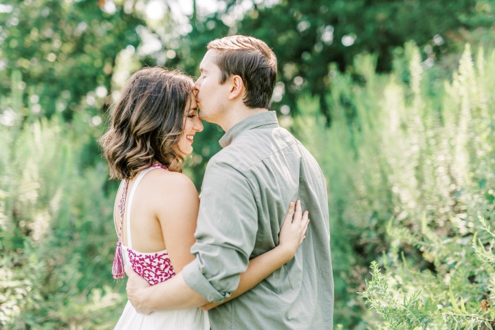 3rd Anniversary Photoshoot + Vow Renewal in Charlotte, NC