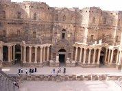 Bosra Amphitheatre