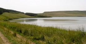 Lake near Ninotsminda