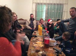 New Year's party