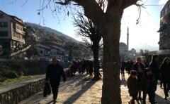 Lovely sunny day in Prizren